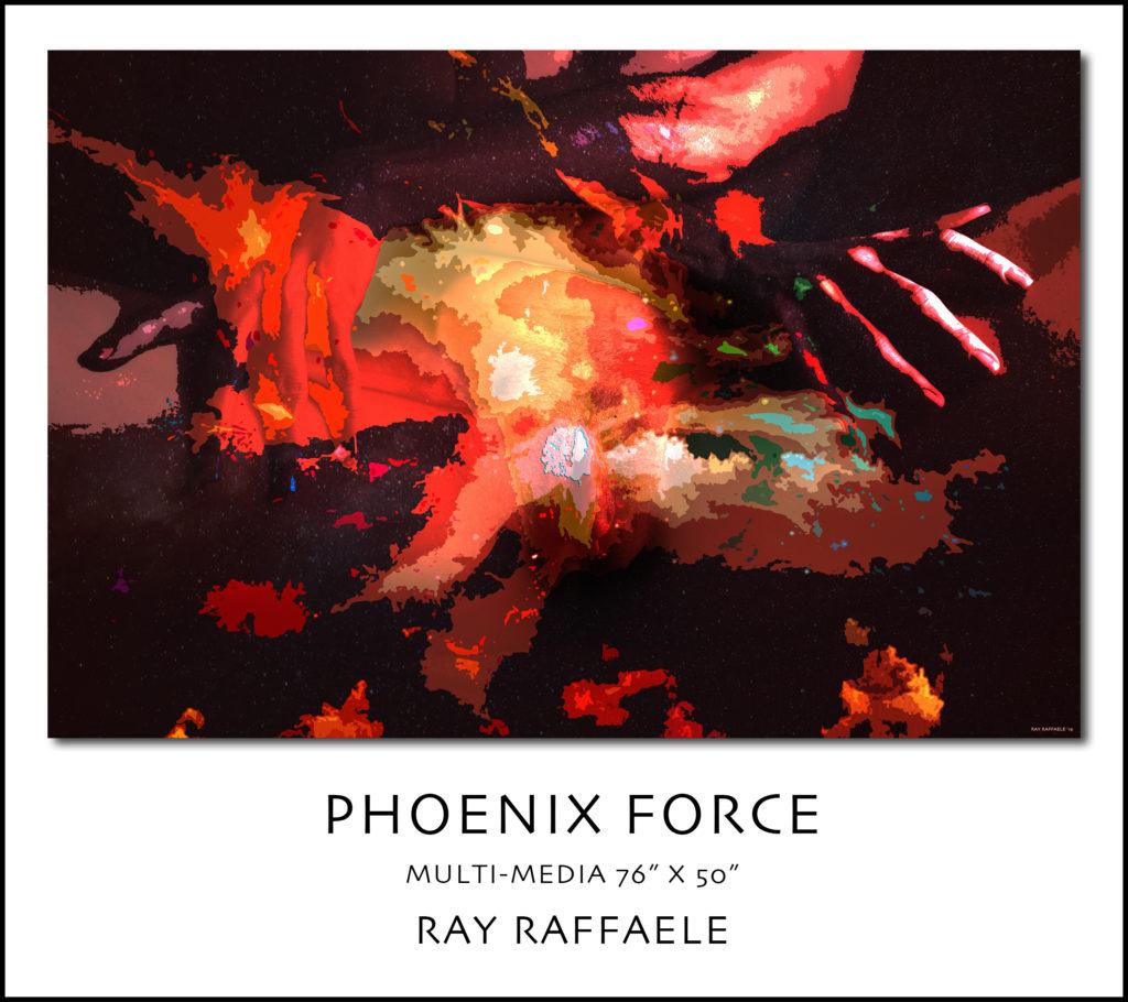 Phoenix Force Promo